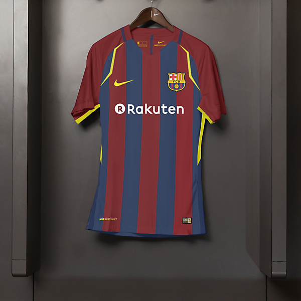 Barcelona Home Kit Nike