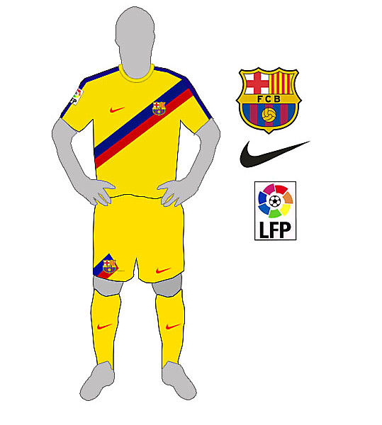 Barcelona Third