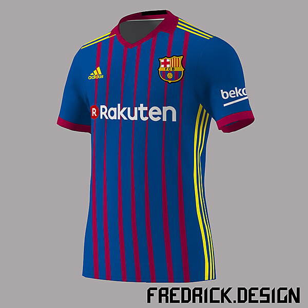 Barcelona x Adidas
