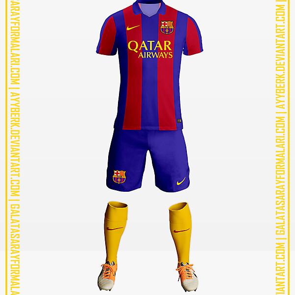 Barcelona x Yellow Socks 16-17