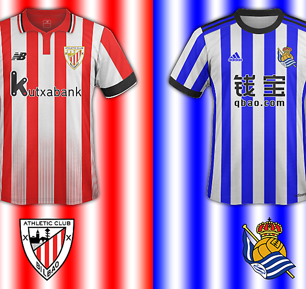 Basque Derby Battle Kit