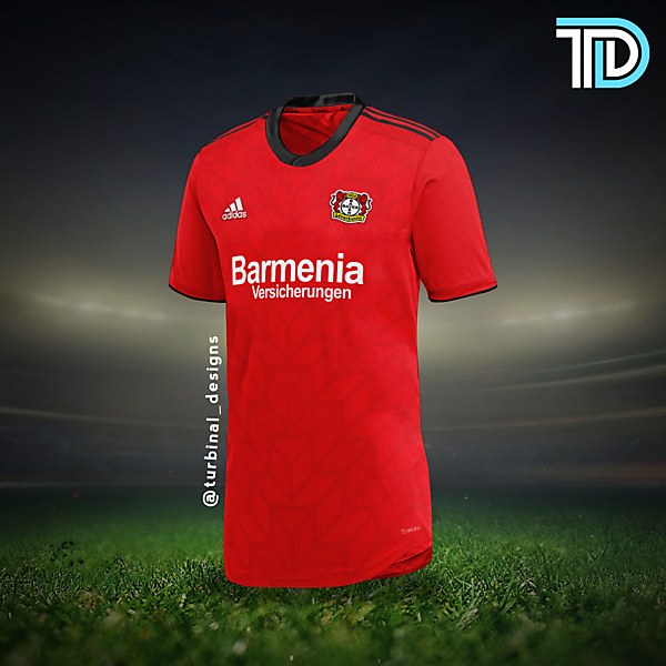 Bayer Leverkusen Adidas Away Kit