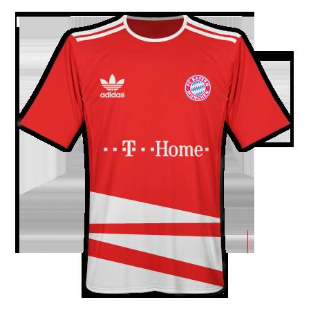 Bayern München - Home