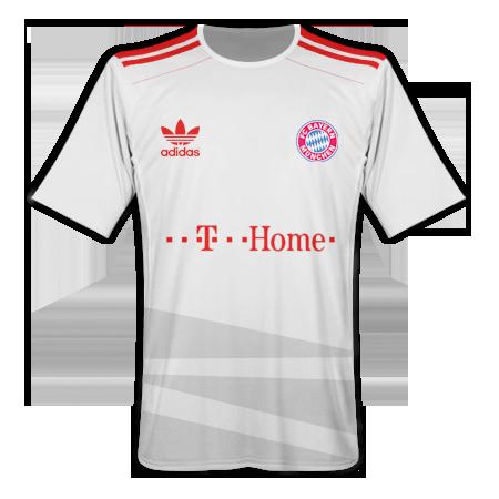 Bayern München - Away