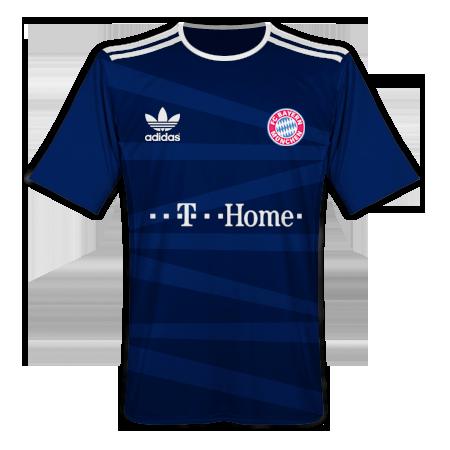 Bayern München - 3rd