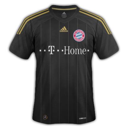 Bayern Munich fantasy kits with Adidas