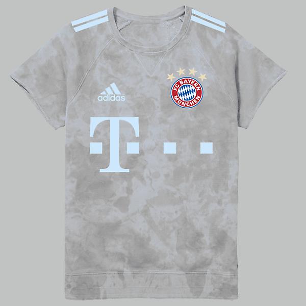 Bayern Away 2017