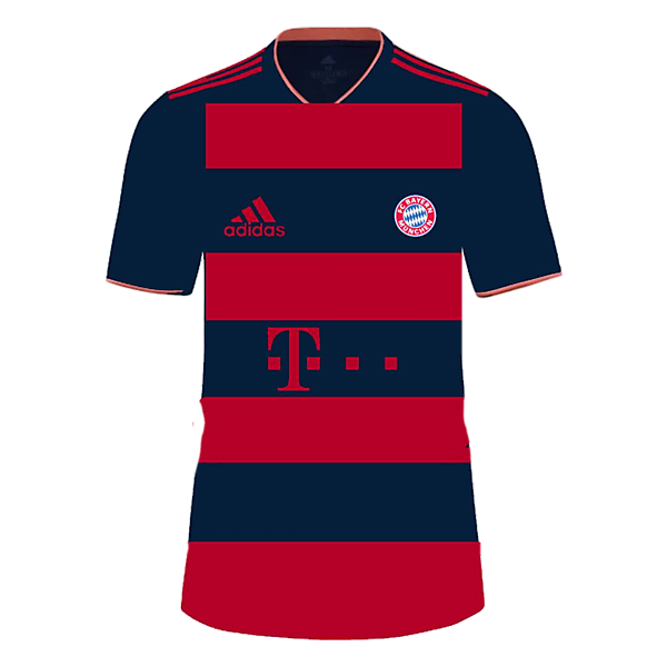 Bayern home kit