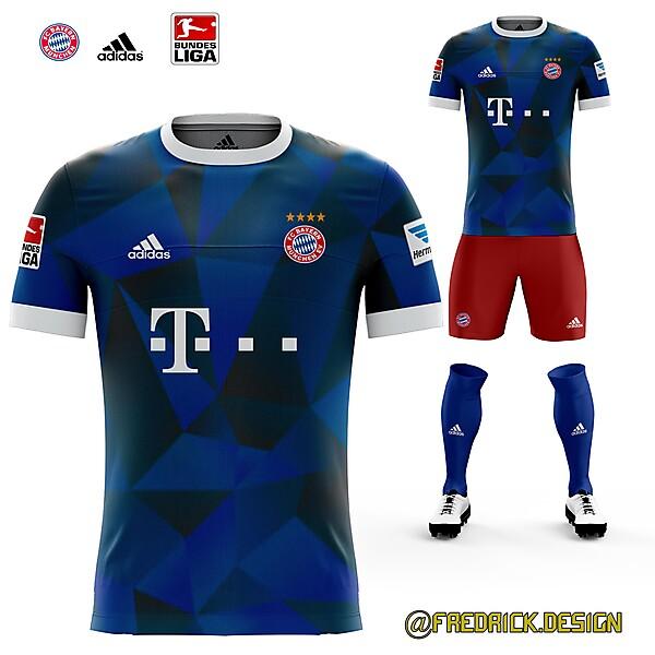Bayern Monaco x Adidas