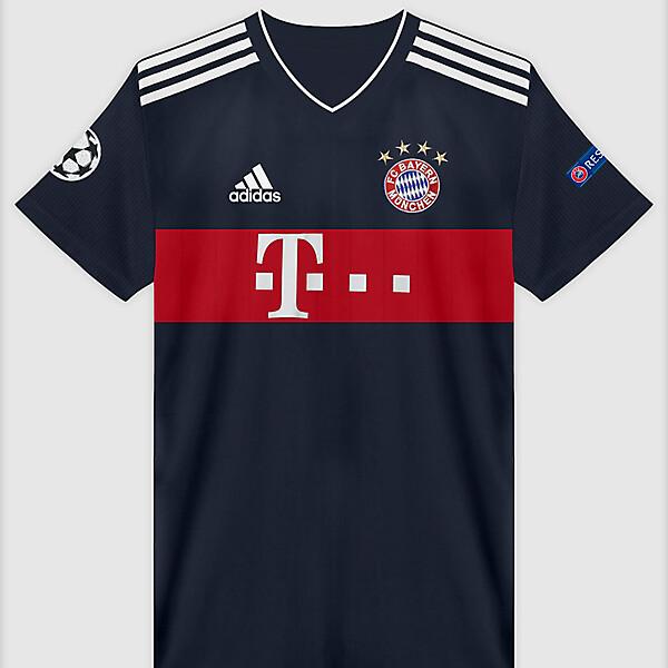 Bayern München x Adidas ?