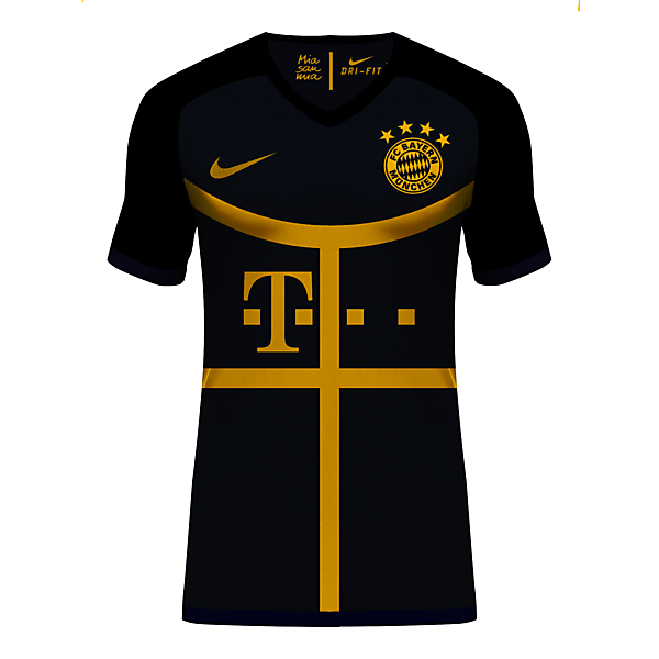 Bayern Münich - Nike Third Kit