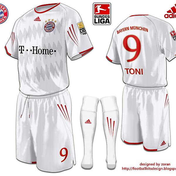 Bayern Munchen fantasy away