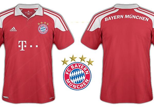 Bayern München home