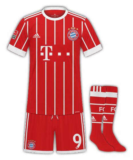 Bayern Munchen home
