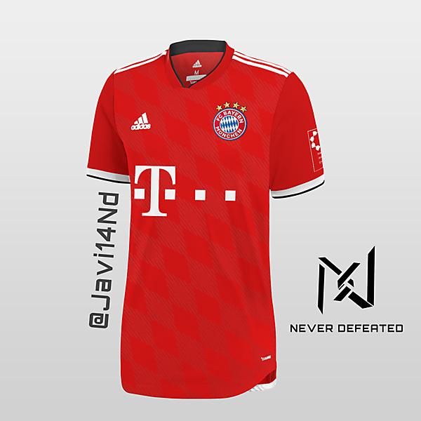 Bayern Munchen Home Kit