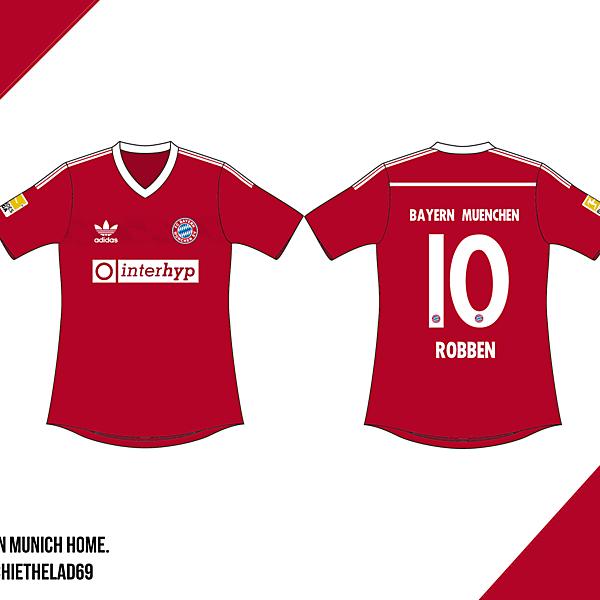 Bayern Munich.