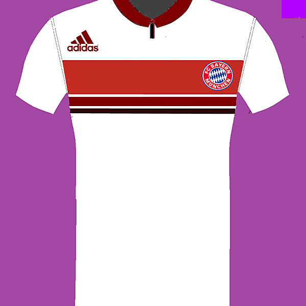 Bayern Munich fantasy away kit