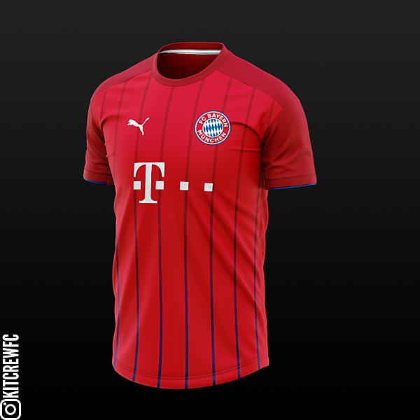 Bayern Munich//Puma