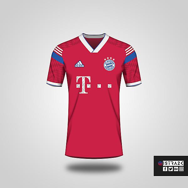 Bayern Munich X adidas - Home