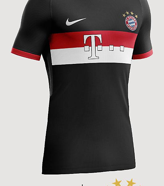 Bayern Munich x Nike