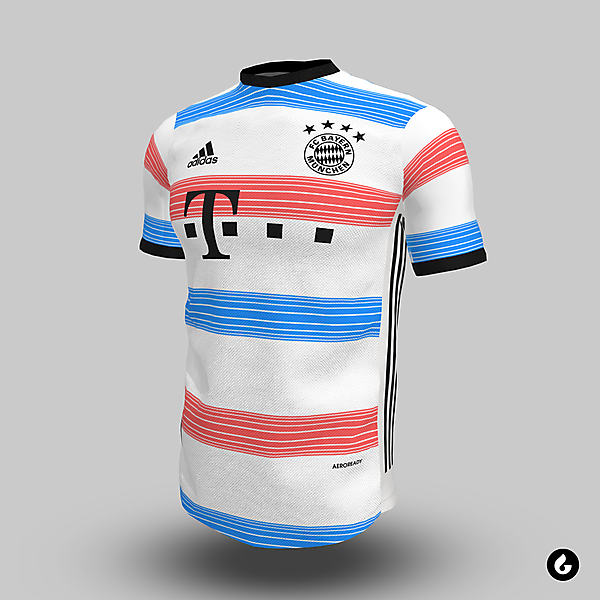 Bayern x Adidas Concept Kits