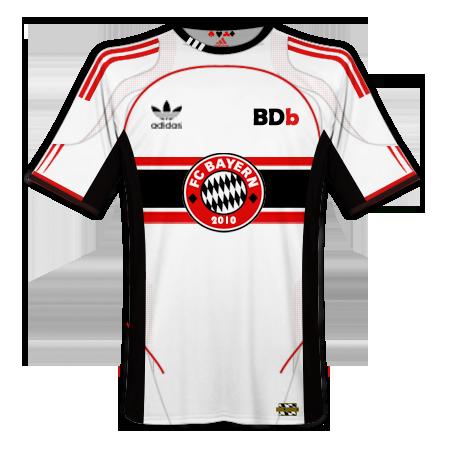 Black Diamond Bayern Away