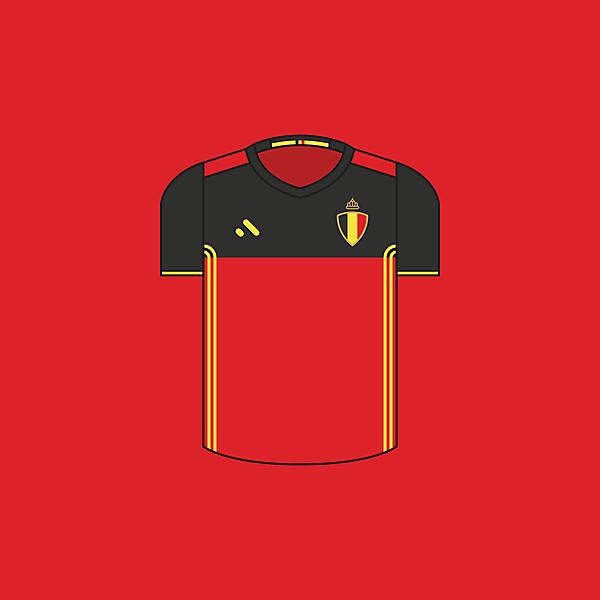 Belgium - Home / Minimalist