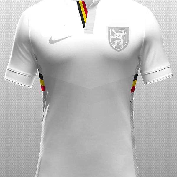 Belgium Away 15-16