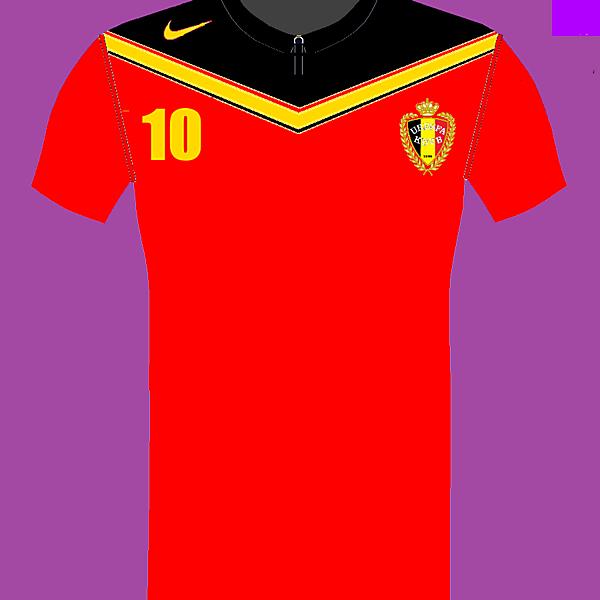 Belgium Fantasy Nike Home Kit