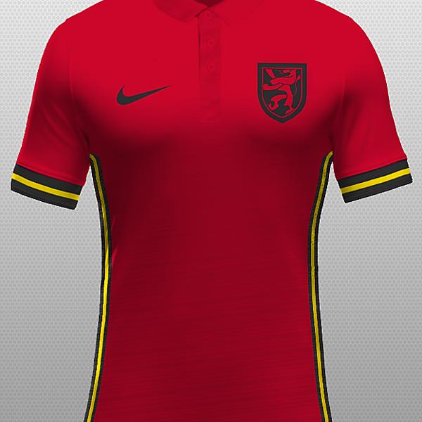 Belgium Home 15-16