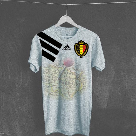 Belgium Jersey Away 2017