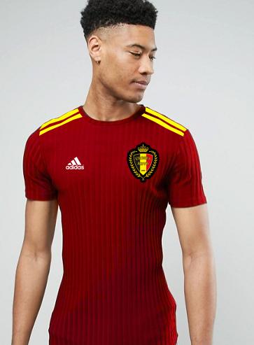 Belgium Jersey Home 2017