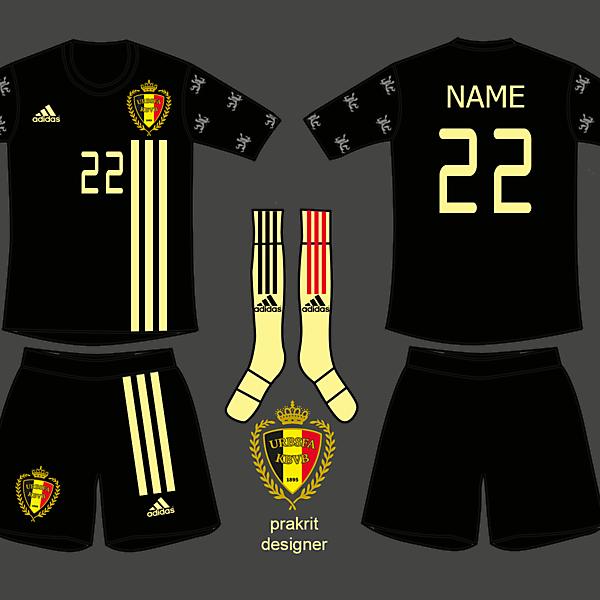Belgium Kits Away 2017