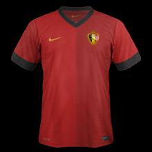 Belgium Nike Home Concept
