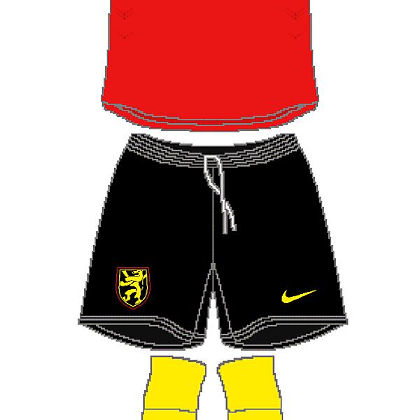 Belgium Nike Home Kit