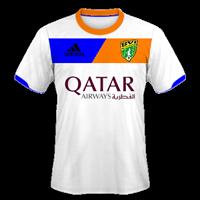 Ben-Ville FC Away Kit 2017/18