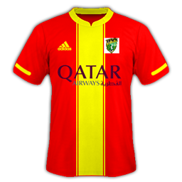 Ben-Ville FC Away Kit