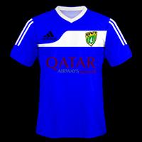 Ben-Ville FC Home Kit 2017/18