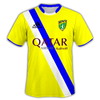 Ben-Ville FC Third Kit 2017/18