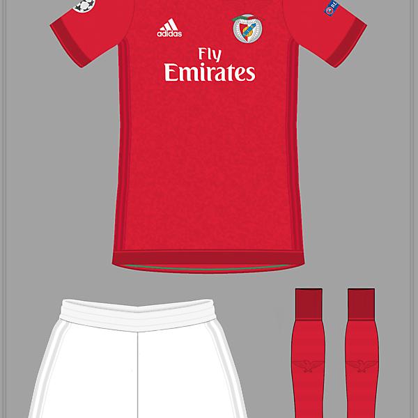 Benfica 16-17 Home ?