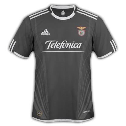 Benfica 2011/12 Away Shirt