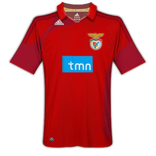 Re-edit Benfica 09/10