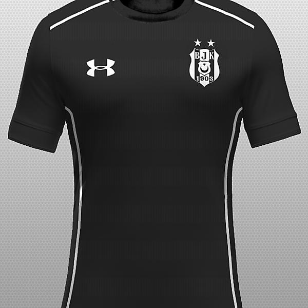 Beşiktaş 16-17 Away ? / With Under Armour
