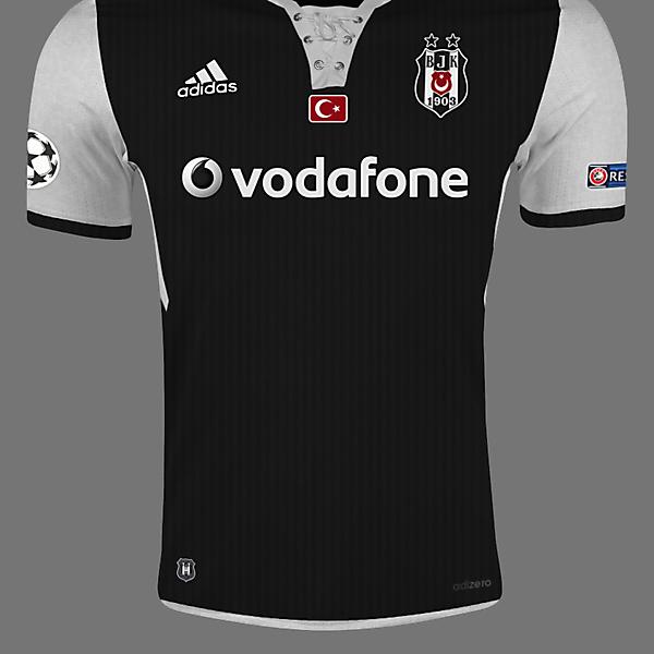 Beşiktaş 16/17 Nostalgia