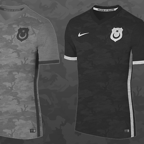 Beşiktaş / With Nike
