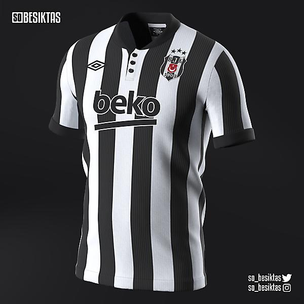 Beşiktaş JK Away Shirt x UMBRO