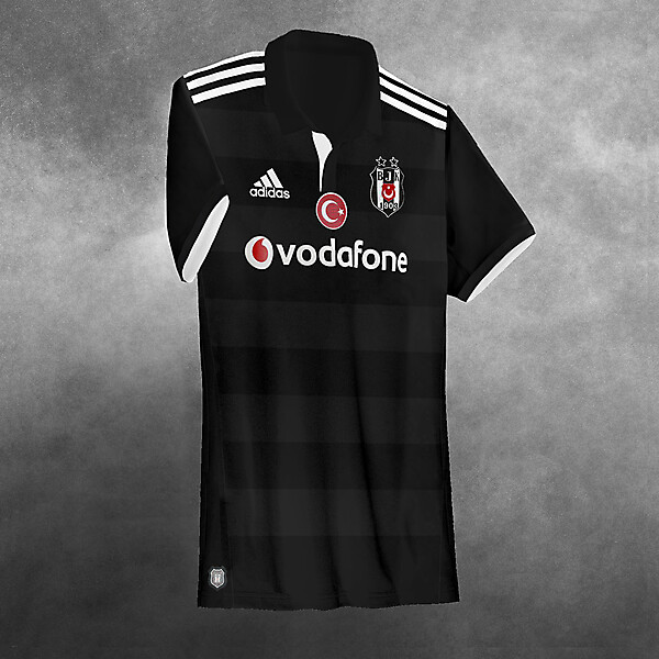 Beşiktaş JK x Adidas / Black
