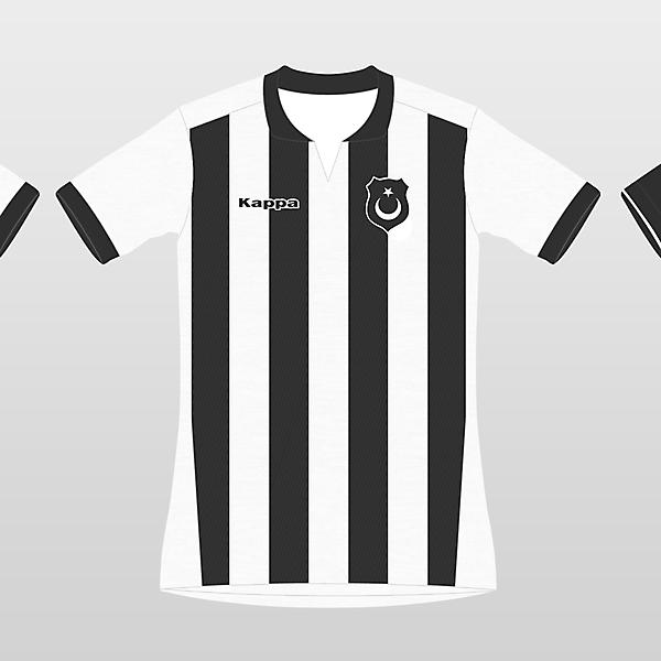 Beşiktaş x Kappa