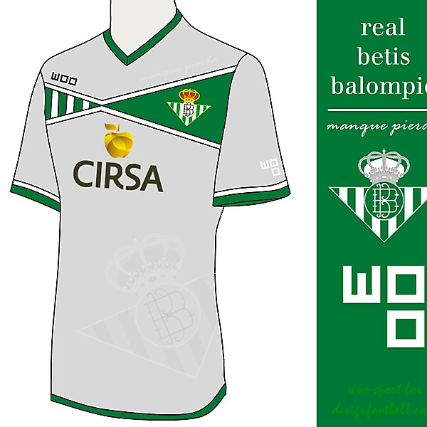 Real Betis Woo Fantasy Away