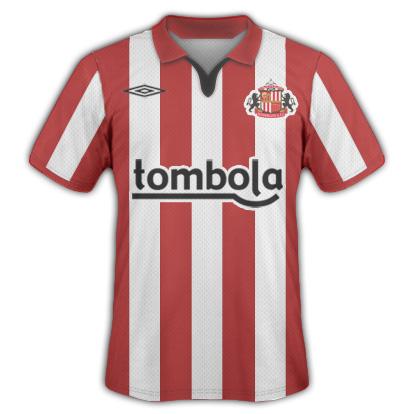 Sunderland AFC Home Fantasy Top